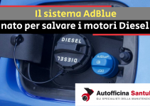 adblue per motori diesel